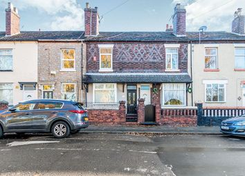 Thumbnail 3 bed terraced house for sale in Manor Street, Stoke-On-Trent