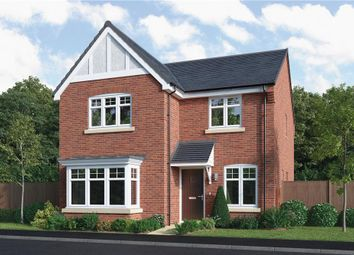 """Thumbnail 4 bed detached house for sale in """"Oakwood"""" at Hendrick Crescent, Shrewsbury"""