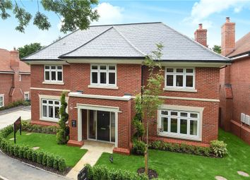 Thumbnail 5 bed detached house for sale in Murrell Hill Lane, Binfield, Bracknell