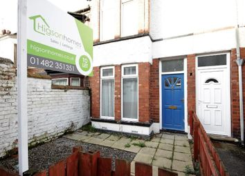 Thumbnail 2 bed terraced house to rent in Salisbury Gardens, Raglan Street, Hull