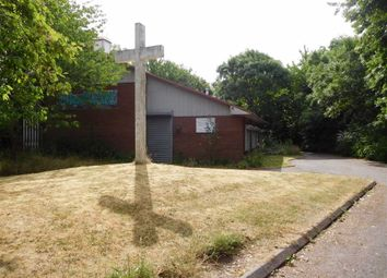 Thumbnail Commercial property for sale in The Ridgeway, Runcorn, Cheshire