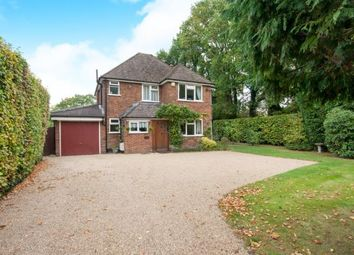 Thumbnail 4 bed detached house for sale in Limes Avenue, Horley, Surrey