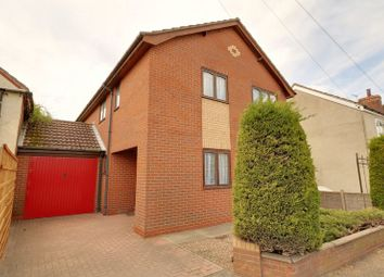 Thumbnail 3 bed detached house for sale in Townside, East Halton, Immingham