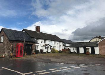 Thumbnail Hotel/guest house for sale in Popular Mid-Devon Village Inn EX16, Pennymoor, Devon
