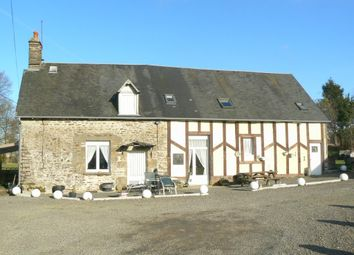 Thumbnail 4 bed country house for sale in Saint-Clément-Rancoudray, Basse-Normandie, 50140, France