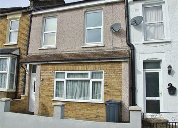 Thumbnail 3 bed terraced house for sale in Woodside Avenue, Woodside, Croydon