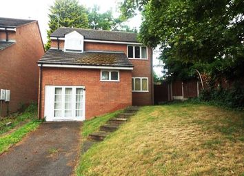 Thumbnail 4 bed detached house for sale in Camp Hill Avenue, Worcester, Worcestershire