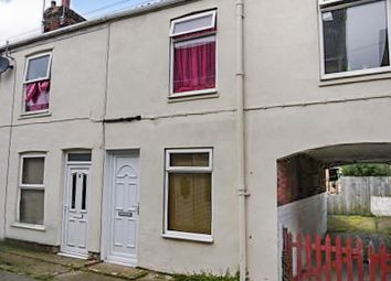 Thumbnail 2 bed terraced house to rent in Edward Street, Withernsea