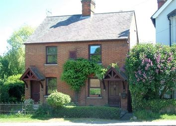 Thumbnail 2 bedroom semi-detached house for sale in High Street, Waddesdon, Buckinghamshire.