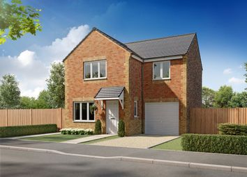 "Thumbnail 3 bedroom detached house for sale in ""Kildare"" at Monteney Road, Ecclesfield, Sheffield"