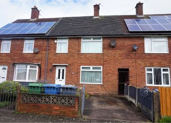 Thumbnail 3 bed terraced house for sale in Damwood Road, Liverpool