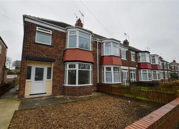 Thumbnail 3 bedroom terraced house to rent in Lambwath Road, Hull
