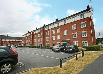 Thumbnail 2 bed flat for sale in Linacre House, Archdale Close, Chesterfield, Derbyshire