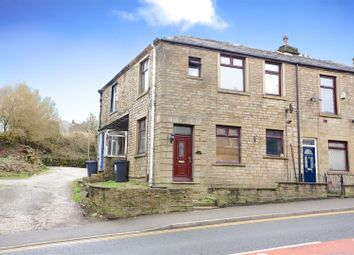 Thumbnail 3 bed semi-detached house for sale in Huddersfield Road, Waterhead, Oldham