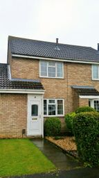 Thumbnail 2 bed town house to rent in Montaigne Close, Lincoln