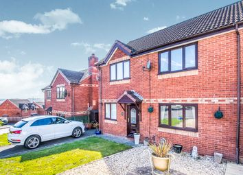 Thumbnail 2 bed semi-detached house for sale in Avranches Avenue, Crediton
