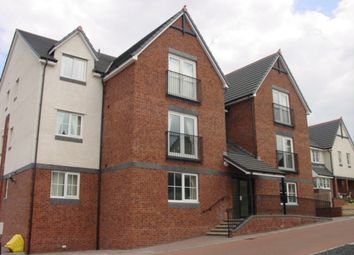 Thumbnail 2 bed flat to rent in Hillcrest Close, Carlisle