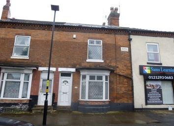 Thumbnail 3 bedroom property to rent in Marsh Hill, Erdington, Birmingham