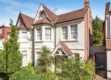 Thumbnail 5 bed semi-detached house for sale in Staverton Road, Brondesbury Park, London