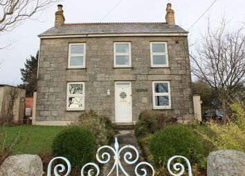Thumbnail 3 bed detached house for sale in Stannary Road, Stenalees, St. Austell