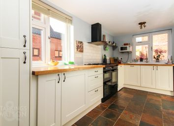 Thumbnail 3 bed cottage for sale in Station Road, Foulsham, Dereham