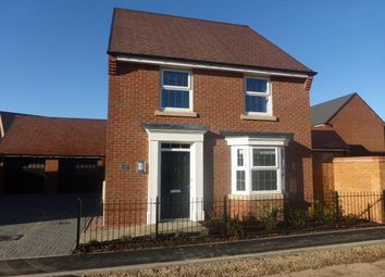 Thumbnail 4 bed detached house to rent in Arnold Drive, Weldon, Corby