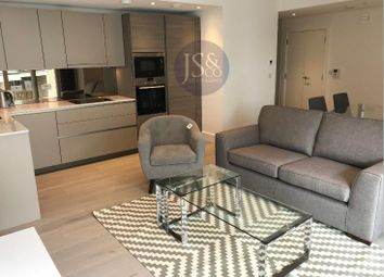 Thumbnail 2 bed flat to rent in Quebec Way, Canada Water, London