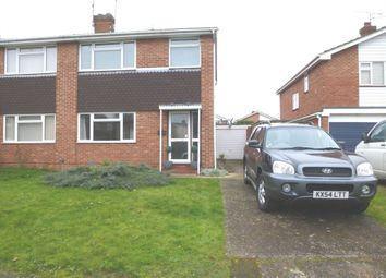 Thumbnail 3 bedroom property to rent in Joel Close, Earley, Reading