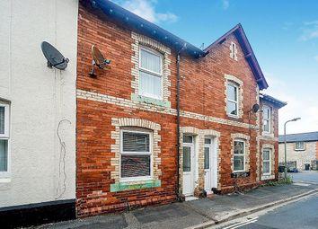 2 bed terraced house for sale in Hampton Road, Newton Abbot, Devon TQ12