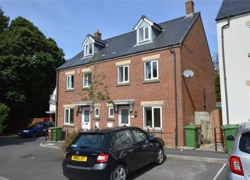 Thumbnail 4 bed end terrace house to rent in Vanguard Close, Plymouth, Devon