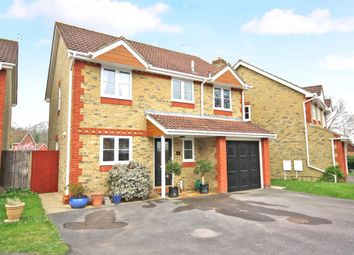 Thumbnail 4 bedroom detached house for sale in Steinbeck Close, Whiteley, Fareham