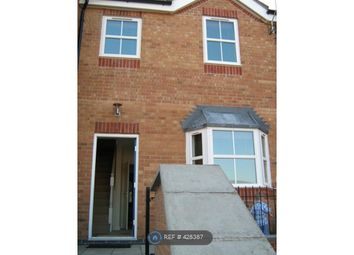 Thumbnail 3 bed terraced house to rent in St Andrews Close, Stoke-On-Trent