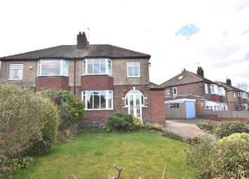 Thumbnail 3 bed semi-detached house for sale in Graveleythorpe Road, Leeds, West Yorkshire