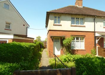 Thumbnail 3 bed semi-detached house for sale in Abbotts Road, Leek, Staffordshire