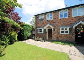 Thumbnail 2 bed mews house for sale in Church Mews, Knutsford