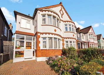 Thumbnail 4 bed semi-detached house for sale in Donnington Road, Willesden, London