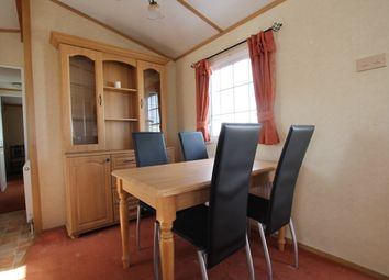 Thumbnail 2 bed mobile/park home for sale in Suffolk Sands Holiday Park, Felixstowe