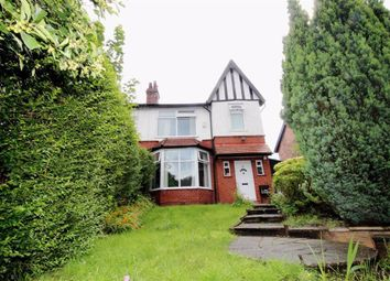 Thumbnail 3 bedroom semi-detached house to rent in Park Road, Crumpsall, Manchester