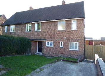 Thumbnail 3 bed semi-detached house for sale in Maple Road, Midway, Swadlincote