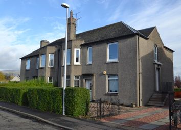 Thumbnail 2 bed flat to rent in Balfour Street, Alloa, Clackmannanshire