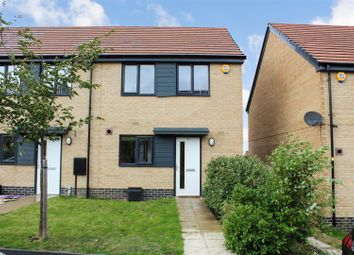 Thumbnail 2 bed end terrace house for sale in Granby Road, Edlington, Doncaster
