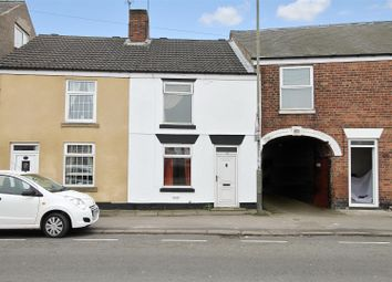 Thumbnail 2 bed terraced house for sale in Old Road, Brampton, Chesterfield