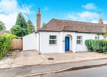 Thumbnail 2 bed semi-detached bungalow for sale in The Street, Godmersham, Canterbury
