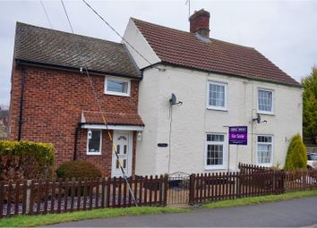 Thumbnail 3 bed semi-detached house for sale in Silver Street, Lincoln