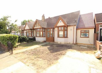 Thumbnail 4 bed semi-detached bungalow for sale in Brownlea Gardens, Seven Kings, Essex