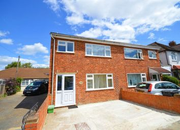 Thumbnail 3 bed semi-detached house to rent in Tolworth Road, Surbiton