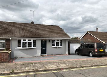 Thumbnail 3 bed semi-detached bungalow for sale in Matlock Crescent, Luton