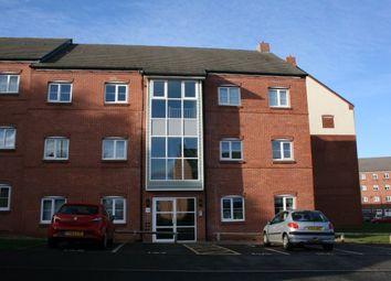 Thumbnail 2 bedroom flat to rent in Sir Thomas White Close, Warwick