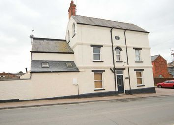 Thumbnail 4 bed town house to rent in Vicarage Road, Newmarket