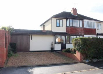 Thumbnail 3 bed semi-detached house for sale in Brook Street, Wall Heath, Kingswinford